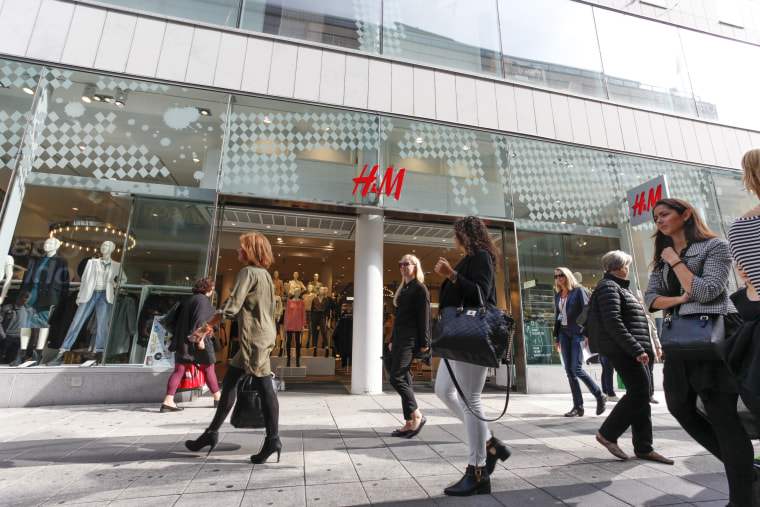 High Street Economy As Swedish Unemployment Rises
