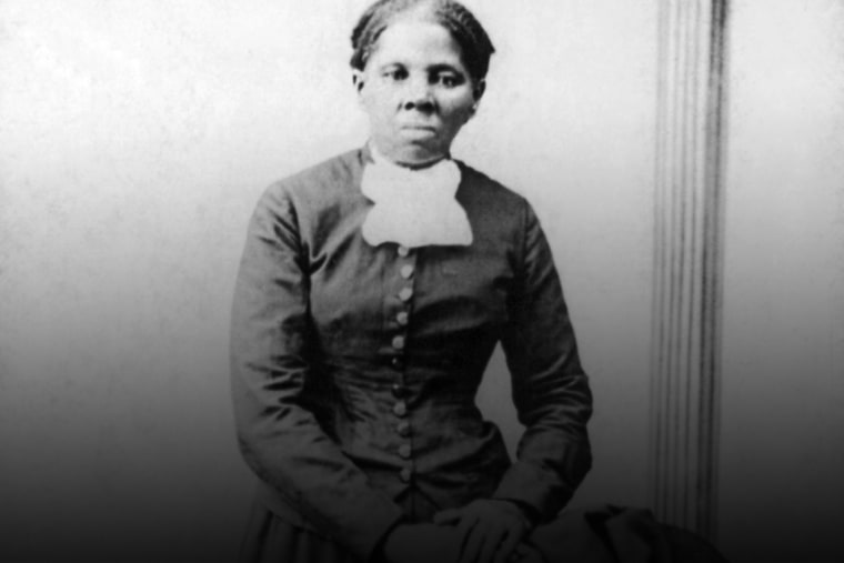 A portrait of Harriet Tubman, African-American abolitionist and a Union spy during the American Civil War, circa 1870. (Photo by HB Lindsey/Underwood Archives/Getty)