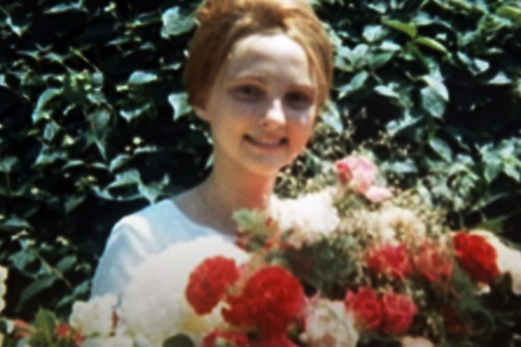 This undated photo provided by Anne Jurvetson shows her sister, Reet Jurvetson, of Montreal. (Photo by Anne Jurvetson/AP)