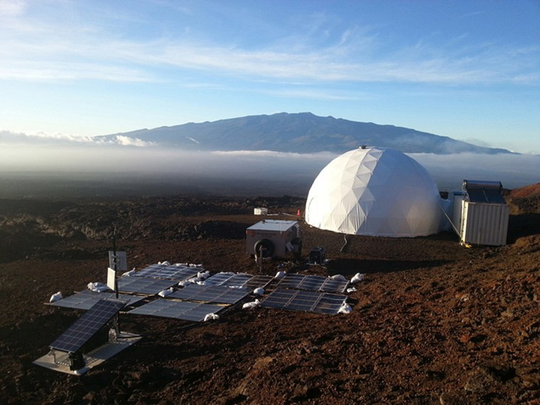 HI-SEAS, short for Hawaii Space Exploration Analog and Simulation, took place atop the Mauna Loa volcano in Hawaii.