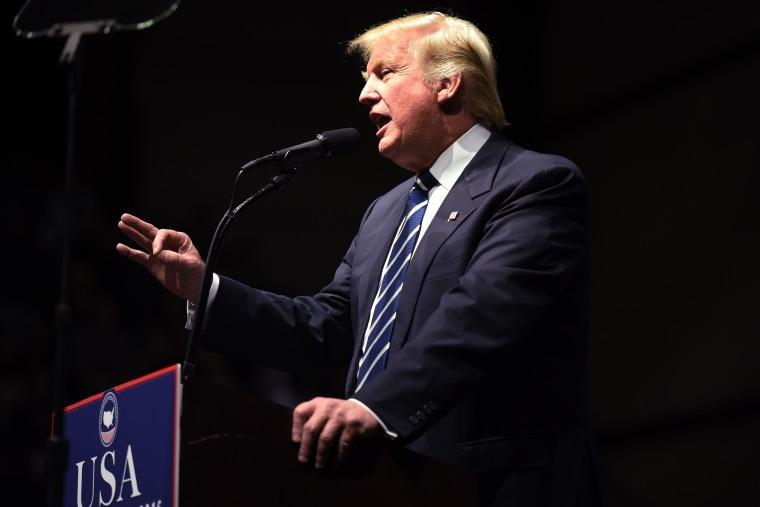 Image: POLITICS/US/TRUMP/PENCE