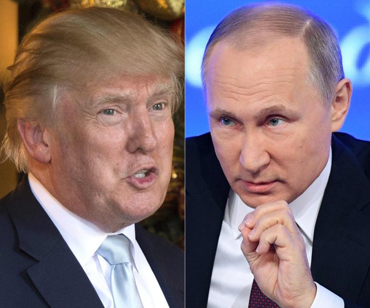 Image: FILES-COMBO-US-RUSSIA-POLITICS-DIPLOMACY-TRUMP-PUTIN-ESPIONAGE