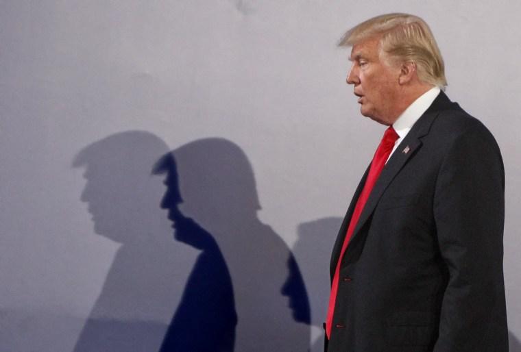Image: Donald Trump, Andrzej Duda