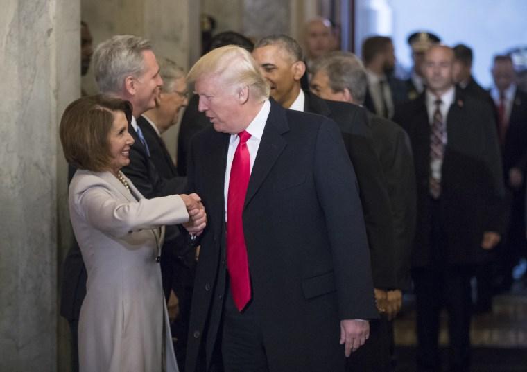 Image: 58th U.S. Presidential Inauguration