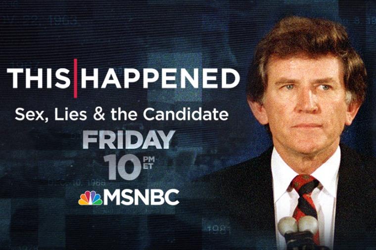 This Happened on MSNBC
