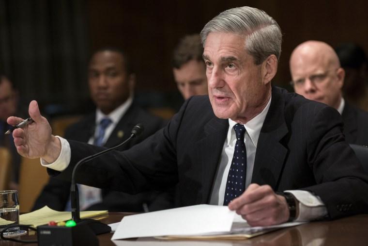 Image: US-POLITCS-FBI-MULLER