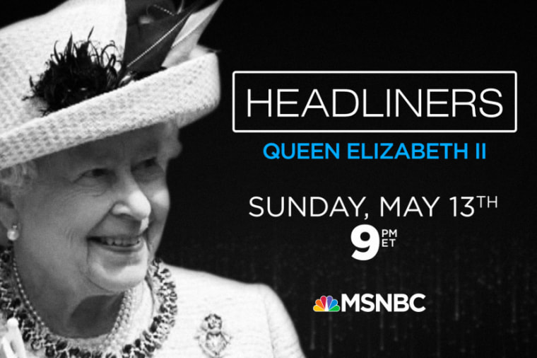 Headliners: Queen Elizabeth II