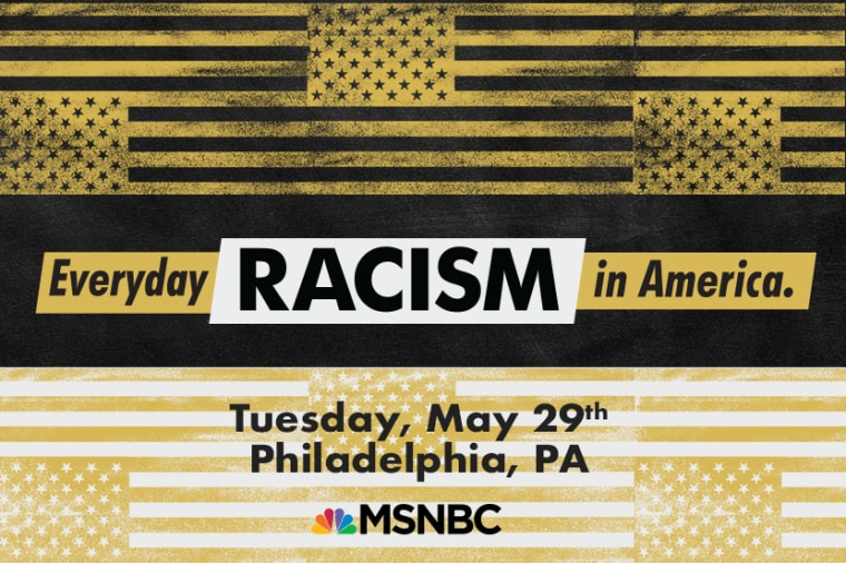 """""""Everyday Racism in America"""" Town Hall Event"""