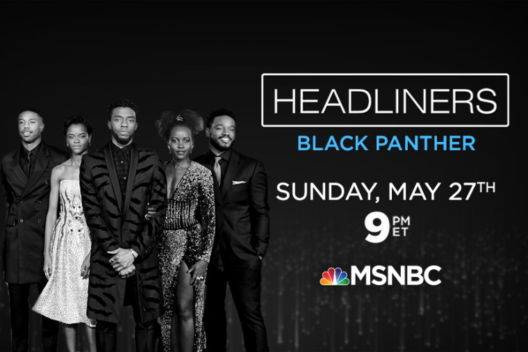 HEADLINERS: Black Panther