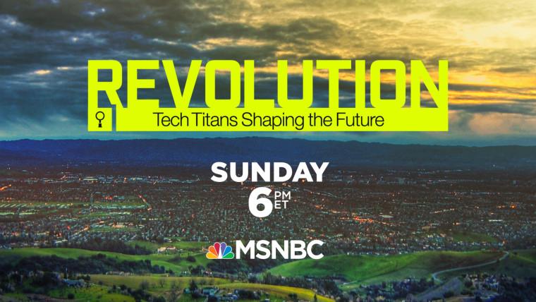 Revolution: Tech Titans