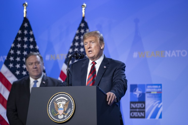 Image: NATO Summit In Brussels - Day Two