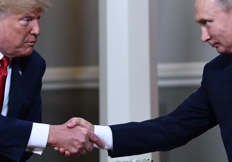 Image: FILES-FINLAND-US-RUSSIA-DIPLOMACY-SUMMIT