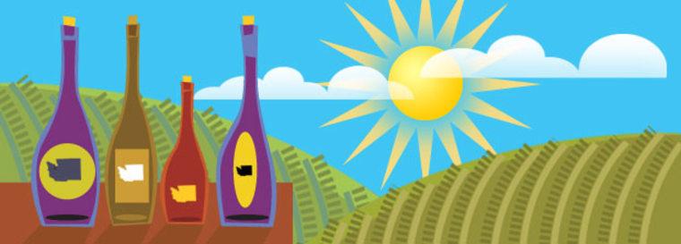 Washington wine seeks its moment