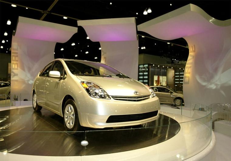 Los Angeles Kicks Off International Car Show