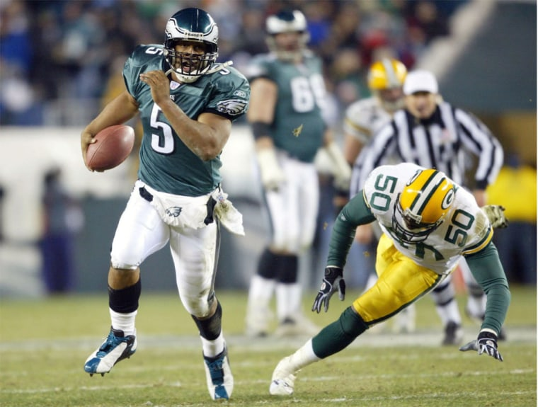 NFC Divisional Playoffs: Packers v Eagles