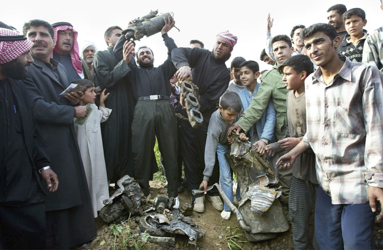 Three US Soldiers Killed By Roadsie Bomb In Iraq