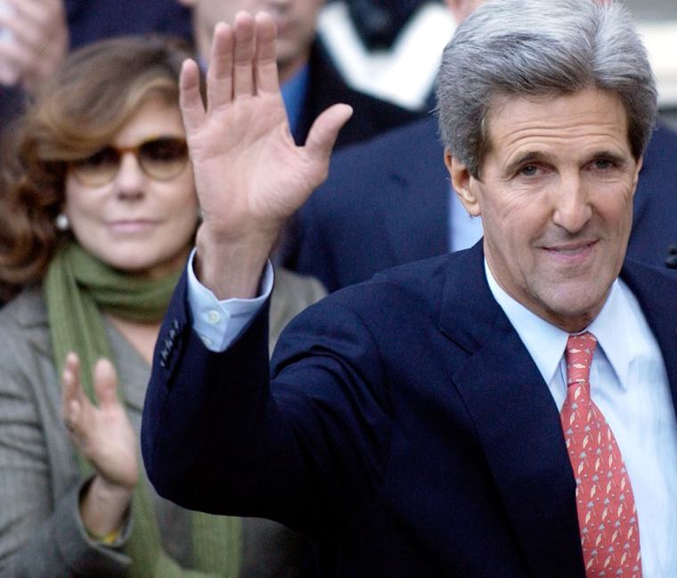 Kerry Concedes Election To Bush