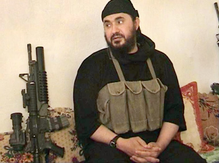 Al-Qaida-linked militant Abu Musab al-Zarqawi led a bloody campaign of suicide bombings, kidnappings and hostage beheadings in Iraq, at times drawing the ire of other al-Qaida leaders.
