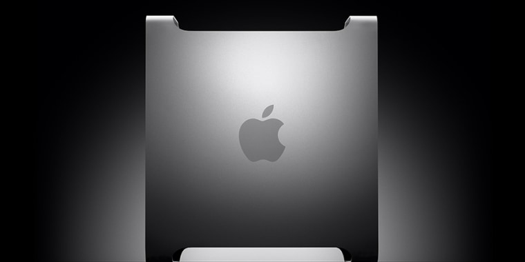 The Mac Pro is a beautiful machine - inside and out.