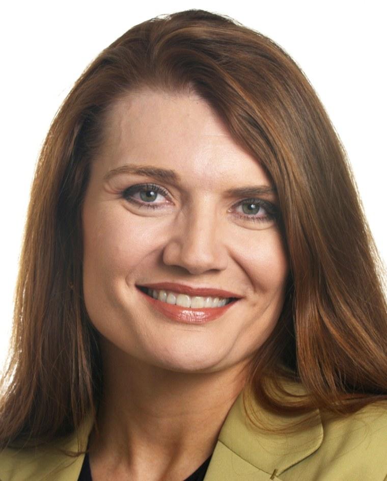 MSNBC's Jeannette Walls