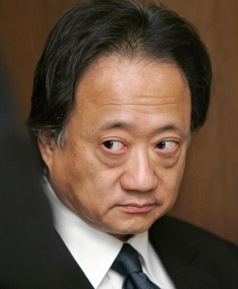 Norman Hsu, Hillary Rodham Clinton