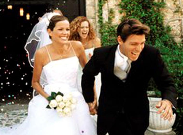Image: Business of weddings