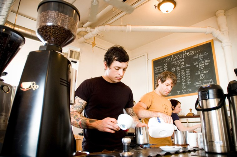 Image: Albina Press Coffee