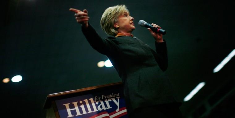 Image: Hillary Clinton.