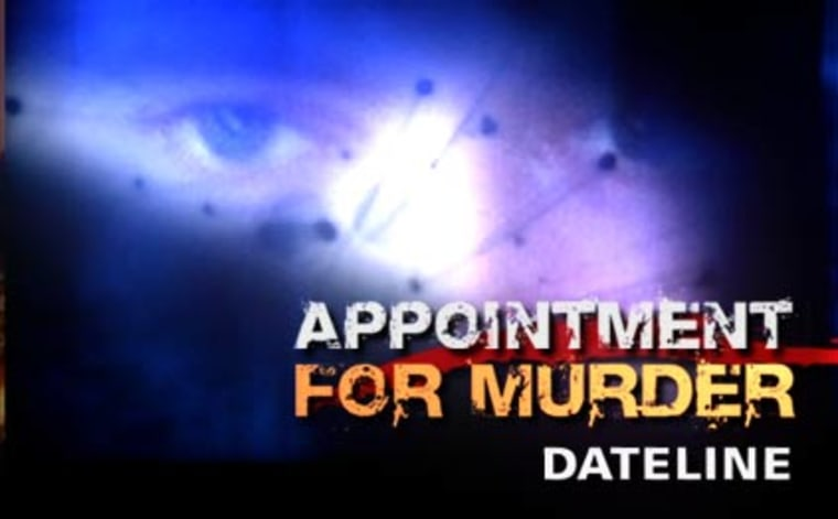Image: Appointment for murder