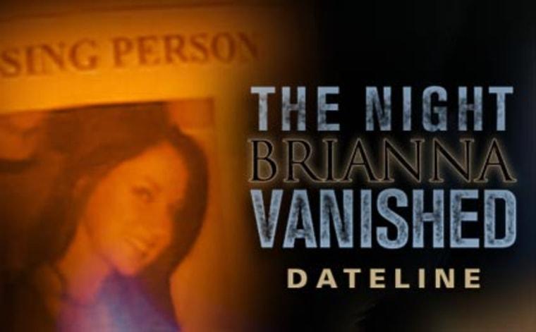 The night Brianna vanished