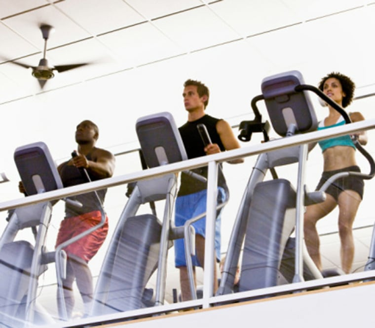 Determine your fitness goals before deciding on your workout sequence, trainers say.