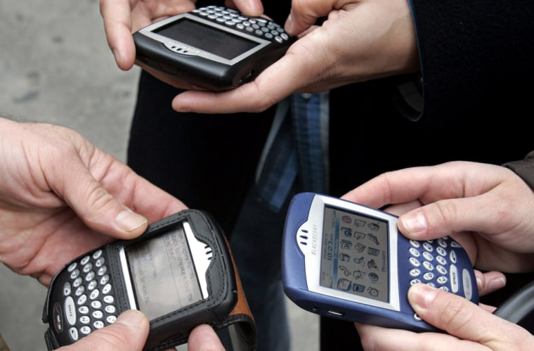 Image: Handheld devices