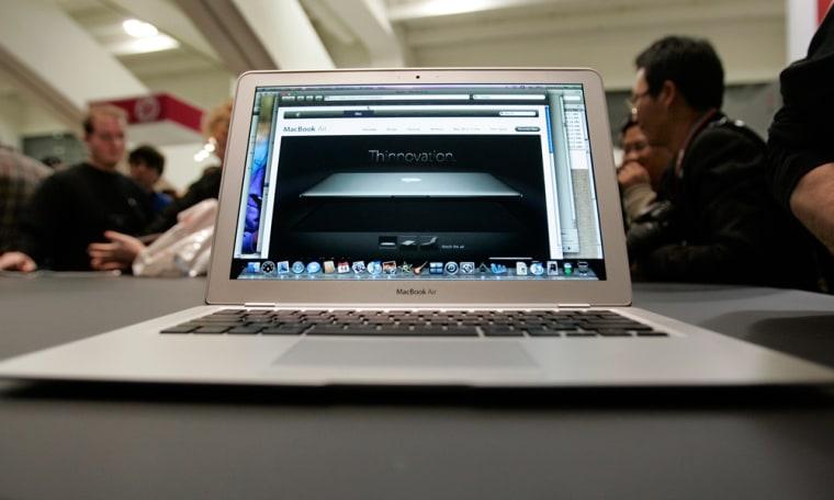 Image: MacWorld, Apple