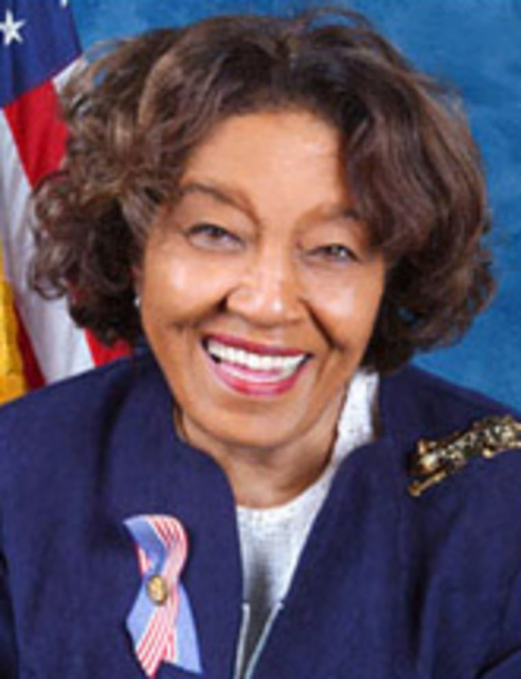 Image: Rep. Julia Carson
