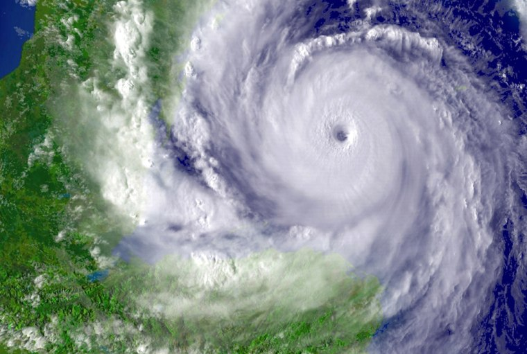 Image: Hurricane Dean gains strength in western Caribbean