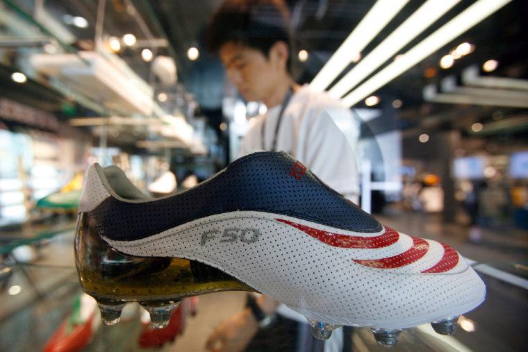 Image: Adidas shoes