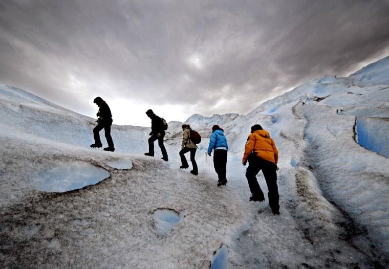 Image: Perito Moreno glacier