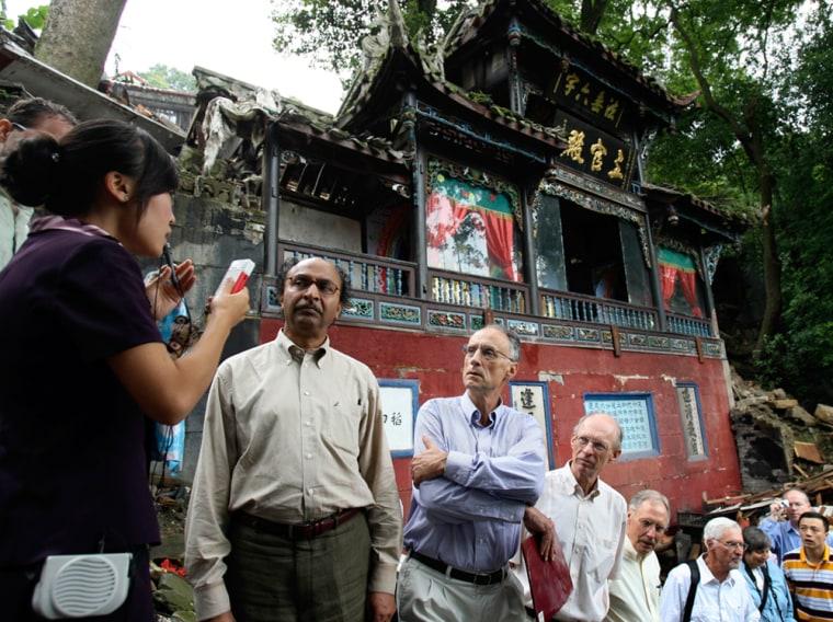 Image: Erwang Temple