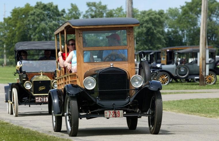 Image: Model T Centennial