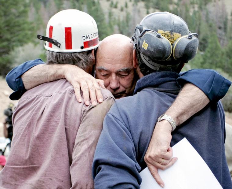 Image: Utah mining disaster