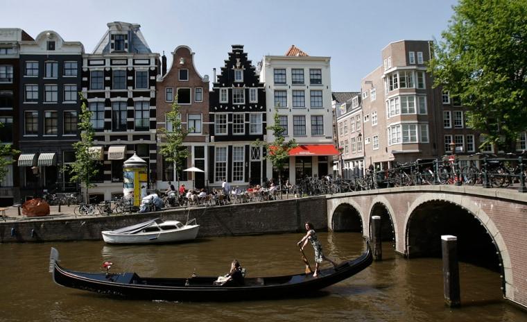 Image: Amsterdam