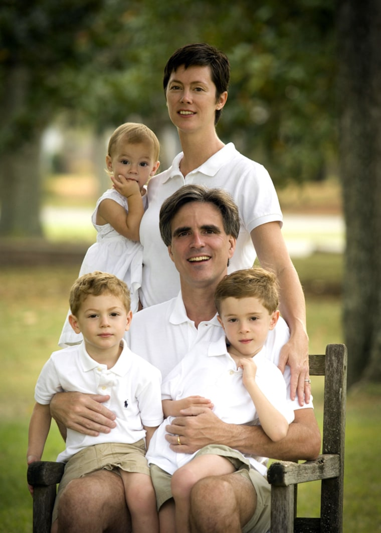 Image: Pausch family
