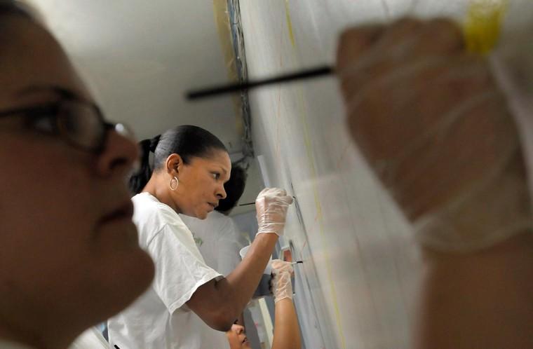 Image: ARAMARK and City Year restore community centers nationwide