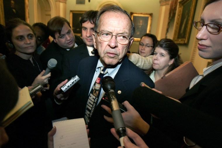 Image: Senator Ted Stevens