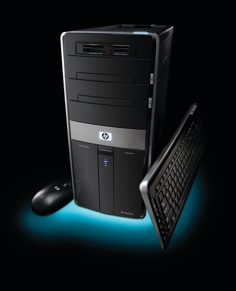 Image: HP home theater PC