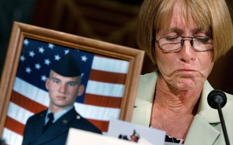Image: Democrats Hold Hearing On Electrocution Of U.S. Soldiers In Iraq