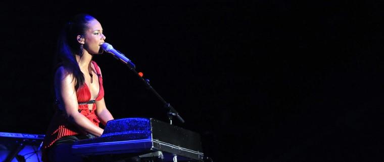 Image: Alicia Keys