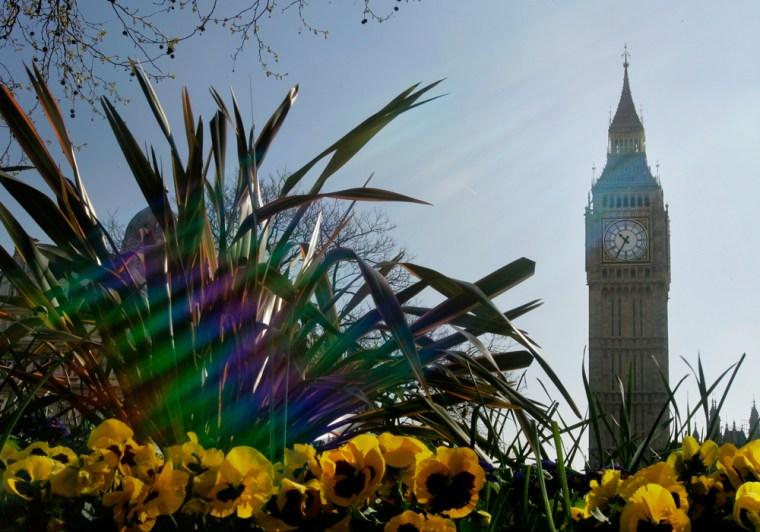 Image: Big Ben in London