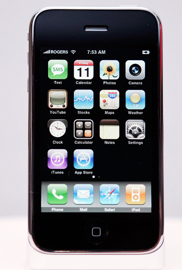 Image: Apple iPhone 3G