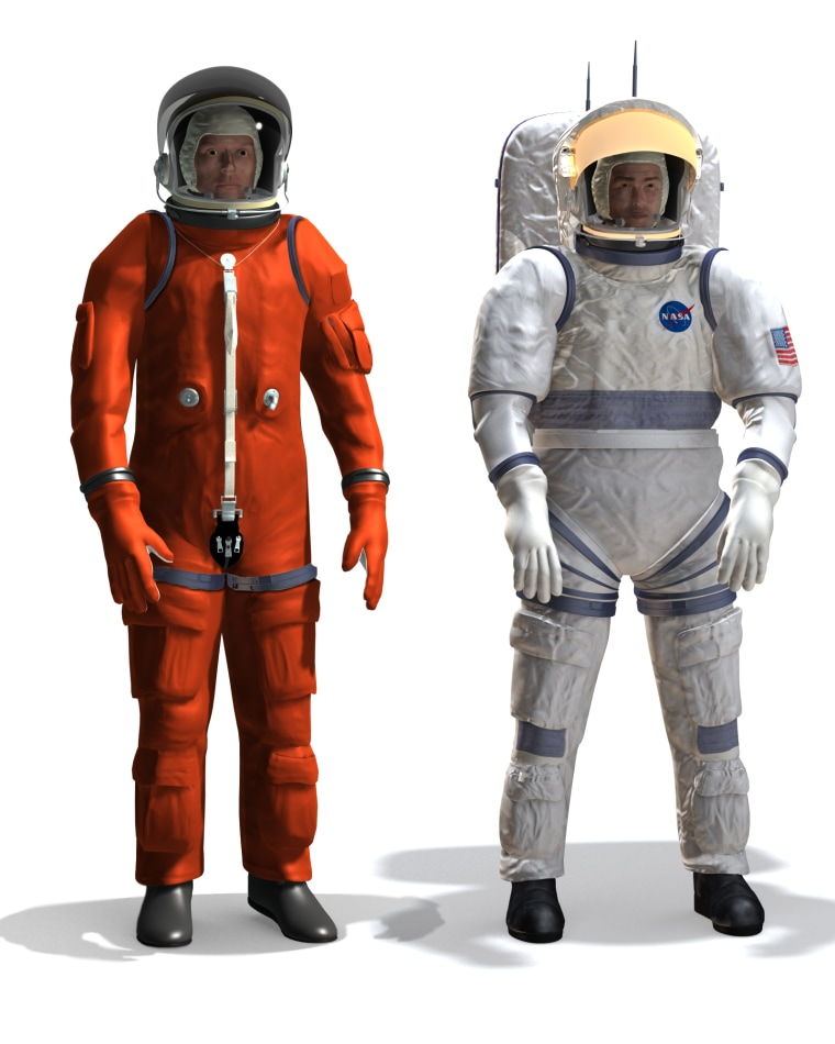 Image: Spacesuits
